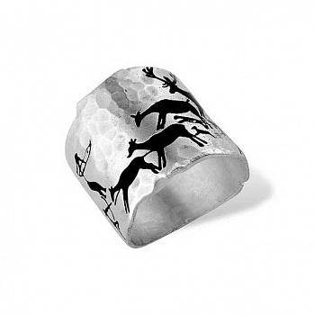 Кольцо серебряное 45000014