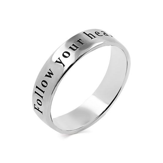 Серебряное кольцо к410-10-15-7