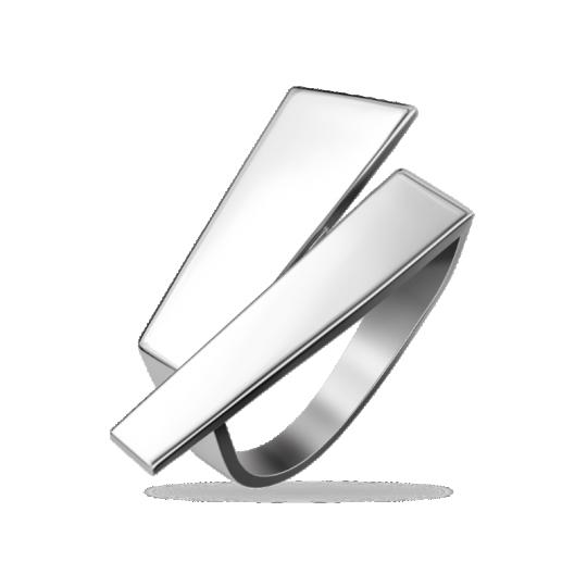 Кольцо серебряное 31-100887