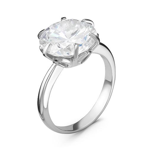 Кольцо серебряное 23810118Д