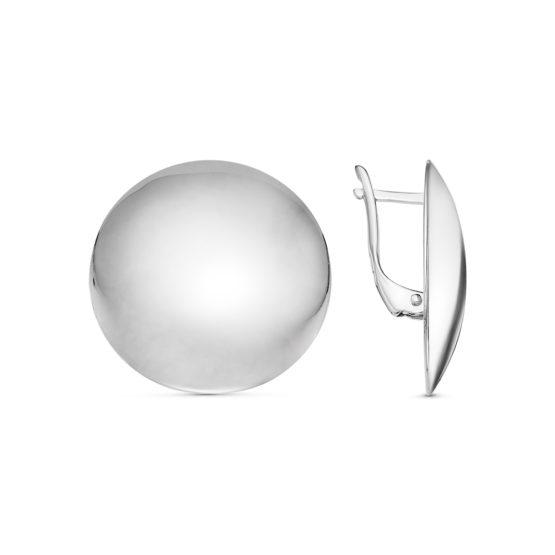 Серьги серебряные 33011802Д