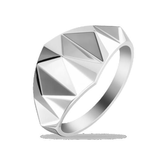 Кольцо серебряное 31-100997