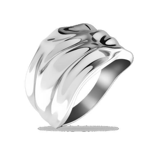 Кольцо серебряное 31-100996