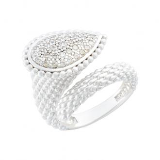Кольцо серебряное 31-110186