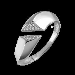 Кольцо серебряное 4575-3