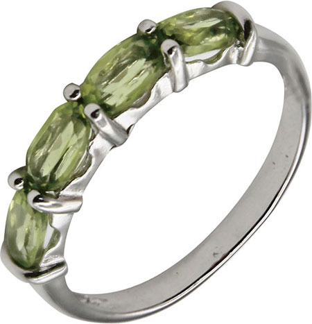 Кольцо серебряное К620-009Хр