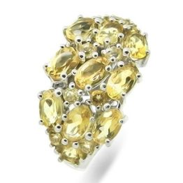 Кольцо серебряное 637681