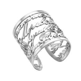 Кольцо серебряное 00012563-6