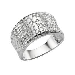 Кольцо серебряное 00012672-6
