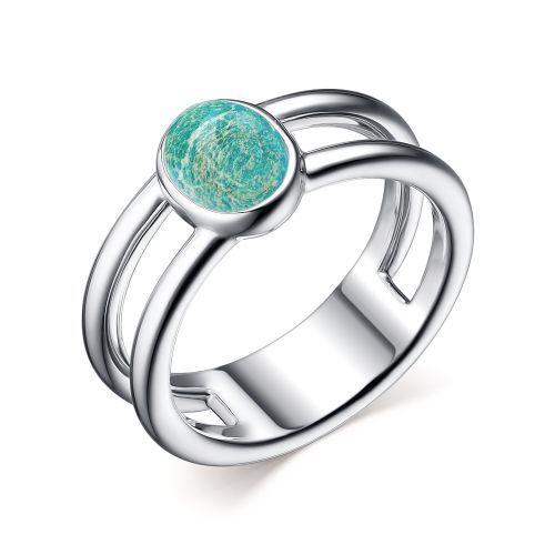 Кольцо серебряное 01-2633/0АМ3-00