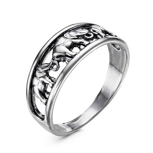 Кольцо серебряное 23010168