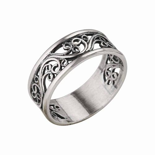 Кольцо серебряное 2301039