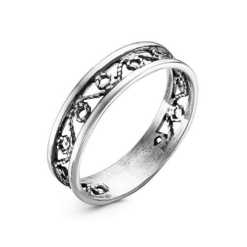 Кольцо серебряное 2301105