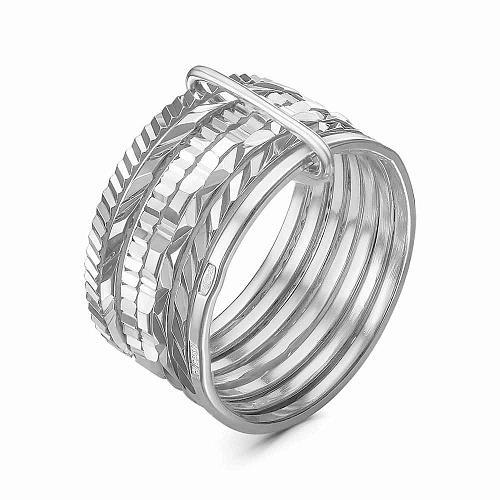 Кольцо серебряное 2301571Д