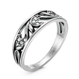 Кольцо серебряное 23810098
