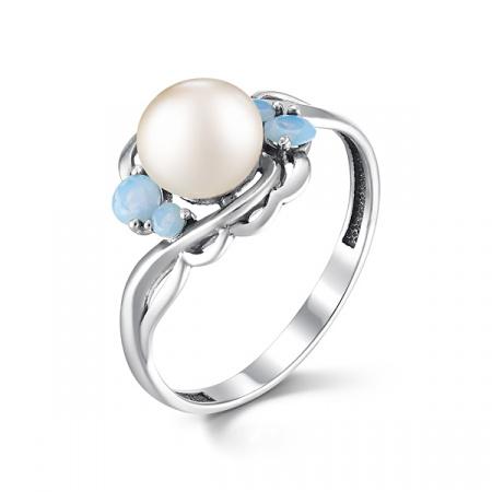 Кольцо серебряное 27184.3S1