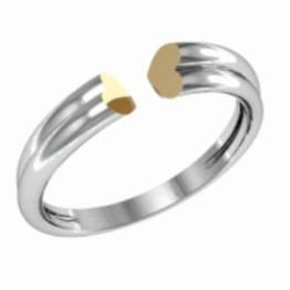 Кольцо серебряное 31-100279
