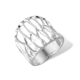 Кольцо серебряное 44000177