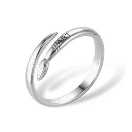 Кольцо серебряное 44000182