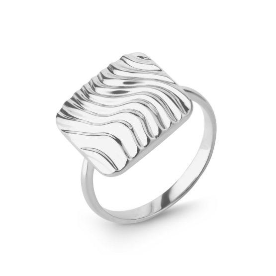 Кольцо серебряное 44000214