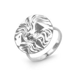 Кольцо серебряное 44000218