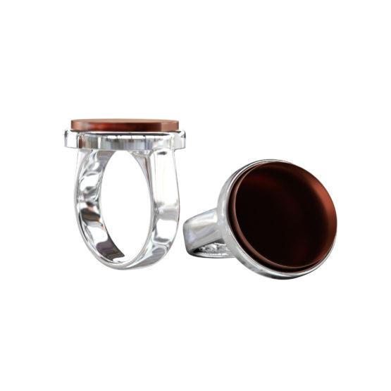 Кольцо серебряное R10002RV