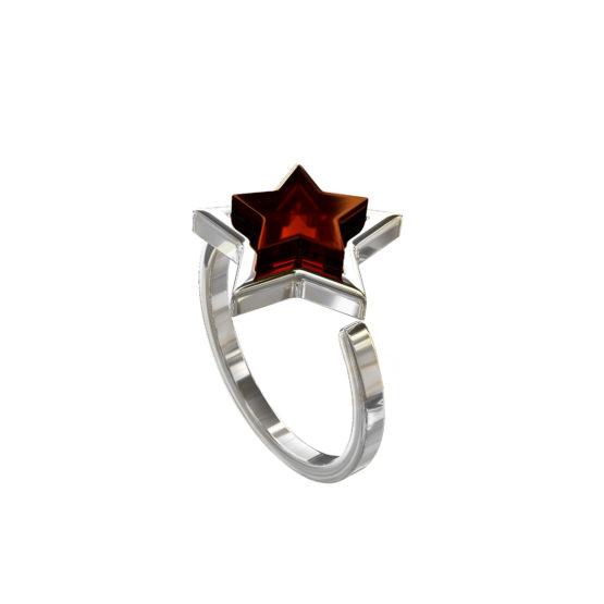 Кольцо серебряное R10010-1RV