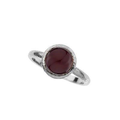 Кольцо серебряное R3297