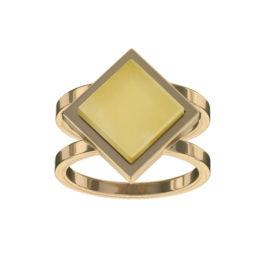 Кольцо серебряное R9181-1ZM