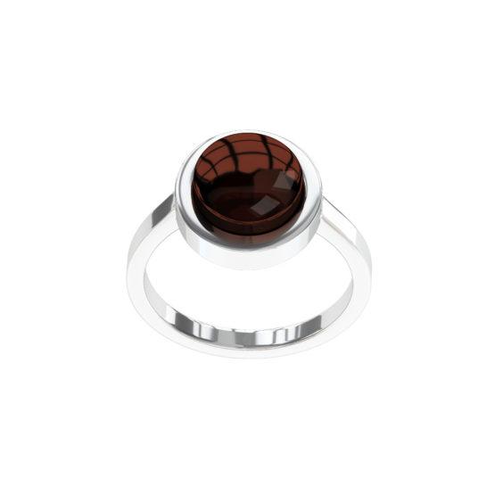 Кольцо серебряное R9185RV
