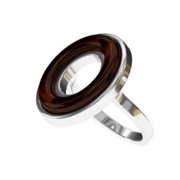 Кольцо серебряное R9199RV