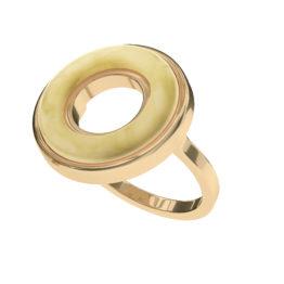 Кольцо серебряное R9199ZM