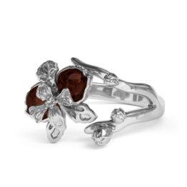 Кольцо серебряное R9211ZK