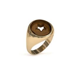 Кольцо серебряное R9223ZK