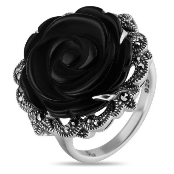 Кольцо серебряное TJR245