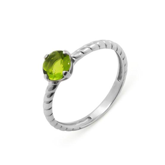 Кольцо серебряное 12000471-40