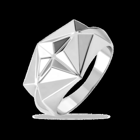 Кольцо серебряное 31-100993
