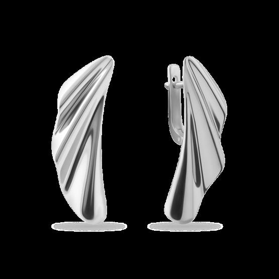 Серьги серебряные 31-200751