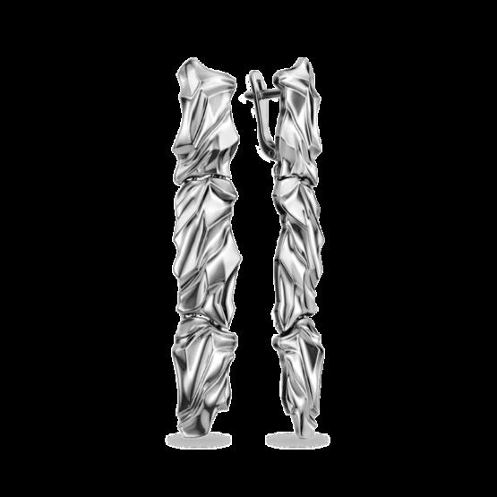 Серьги серебряные 31-200959