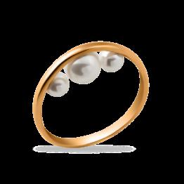 Кольцо серебряное 41-120010