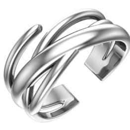Кольцо серебряное 0101613-00245