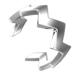 Серьги серебряные 0201520-00245