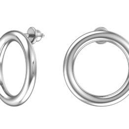 Серьги серебряные 6001375-00245